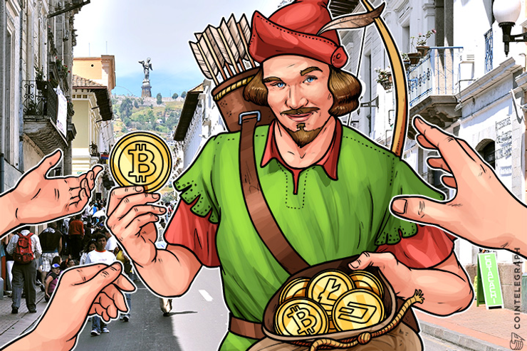 Holidaymakers Turn to Bitcoin to Beat Beach Inflation