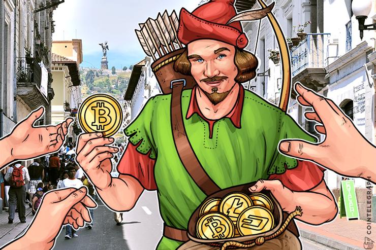 Os Turistas se voltam para o Bitcoin para combater a Inflação nas Praias