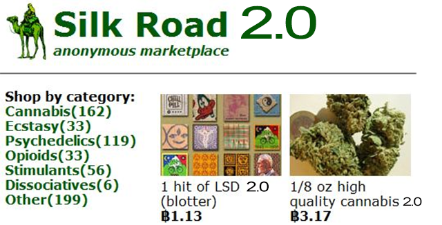 """Chairman Carper statement on the unveiling of the so-called """"Silk Road 2.0"""" website"""