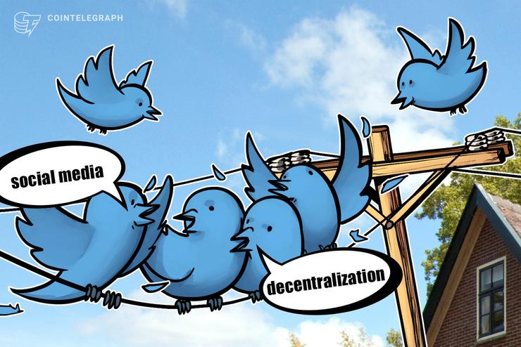 جاك دورسي: تويتر يقوم بتطوير معيار لامركزي لوسائل التواصل الاجتماعي