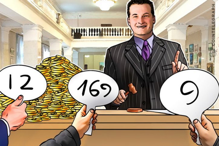 Australija – aukcija 24.518 bitkoina