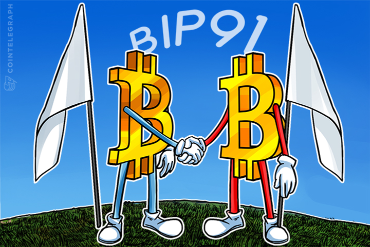 Bitcoin's Civil War is Over But Bitcoin Price Set For Extreme Volatility