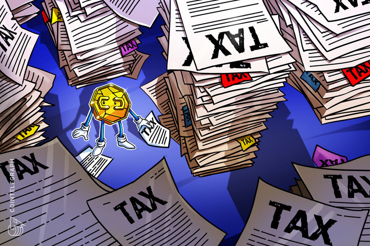 cryptocurrency news taxes