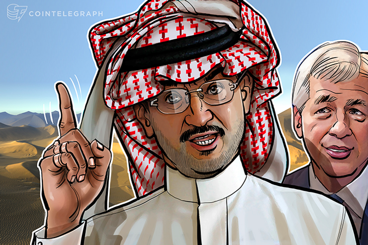 Richest Saudi Prince Says Bitcoin Will Collapse Like Enron