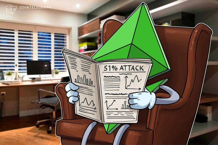 Fraudadores do ataque de 51%, do Ethereum Classic, supostamente devolveram US $ 100.000
