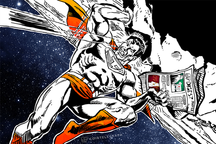 JUL 28 DIGEST: Bitcoin Growth 25% Faster than the Internet in 90s; Estonian Angel List Service Secures Marketplace with BTC Blockchain
