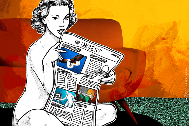 MAY 19 DIGEST: Ripple Labs Raises $28 Million, Ulbricht Defense Argues Silk Road Made Drug Use Safer