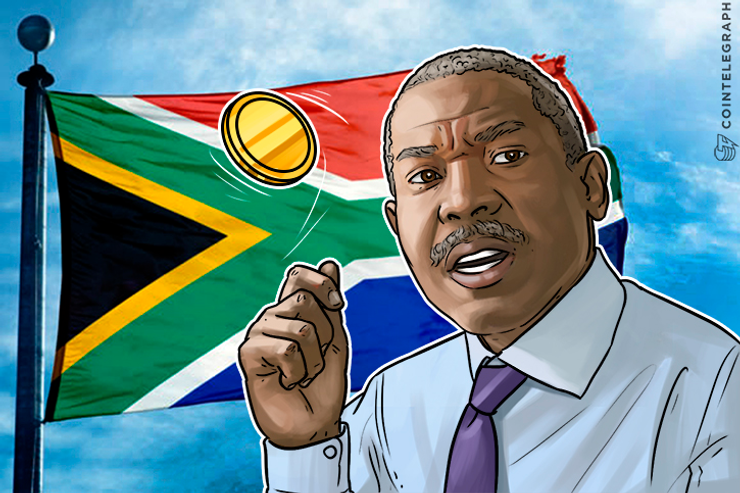 Risky Business For South African Central Bank To Dish Out Bitcoin