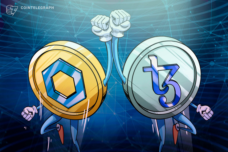 Up 150% Chainlink & Tezos Lead the Crypto Recovery but for How Long?