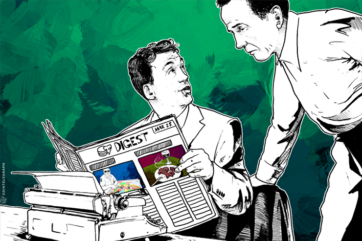 MAR 25 DIGEST: NETELLER Adds Bitcoin Deposit Feature, Singaporean Bank Organizes Blockchain Hackathon
