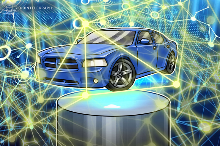 Virtual Racing Car in Blockchain Game Sells for Over $110,000