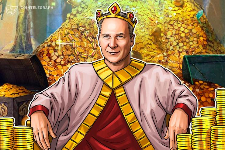 仮想通貨ビットコイン、昼過ぎに急落 |金(ゴールド)には強気発言相次ぐ