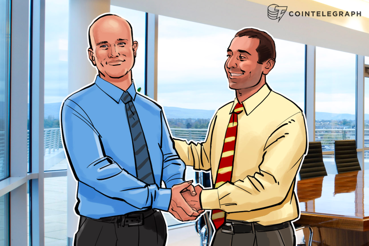 Coinbase acquisisce Earn.com e assume il suo CEO come nuovo Chief Technology Officer