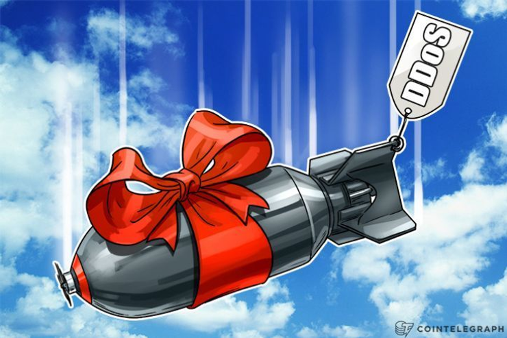 Why Blockchain Technology is Perfect for Fighting DDoS Attacks