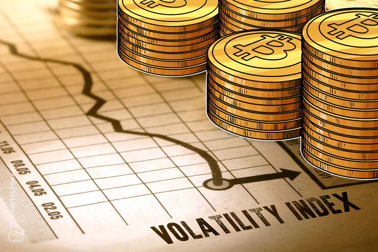 Krypto-Vermögensverwalter LedgerX lanciert Bitcoin-Volatilitätsindex