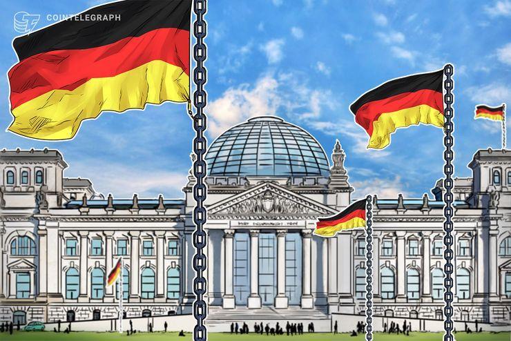 CDU/CSU will Blockchain-Entwicklung durch Gesetzesänderungen unterstützen