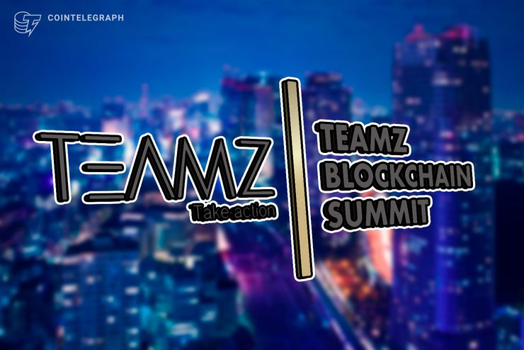 TEAMZ Blockchain Summit - Less Then Two Weeks Until The Event!