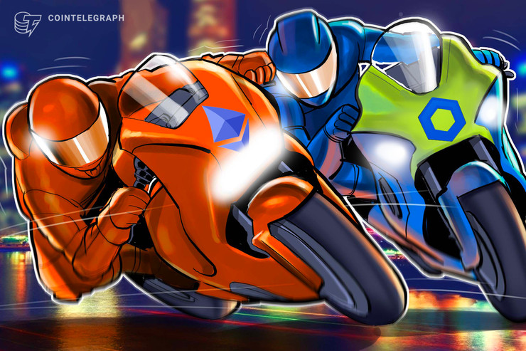 VC Believes Link Could Soar Above $25 And Overtake Ether