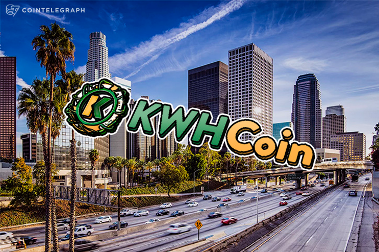 KWHCoin to Donate $225k and 1.5 Million KWH Coins to Launch Its Renewable Energy Network for 1.2 Billion People Without Electricity