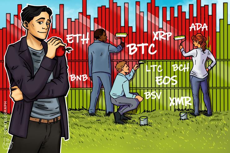 主要アルトコイン 強気相場転換のための条件は? 仮想通貨ビットコイン・イーサリアム・リップル(XRP)のテクニカル分析