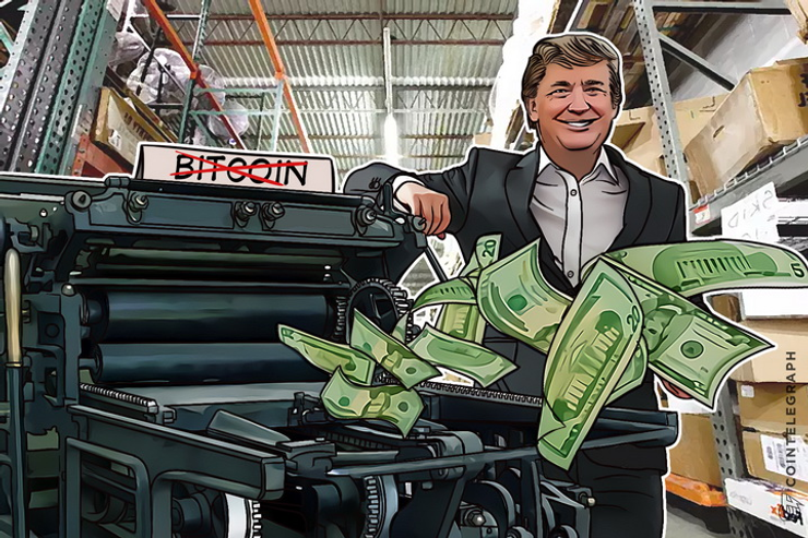 Trump's Recipe to Avoid US Default Doesn't Mention Bitcoin