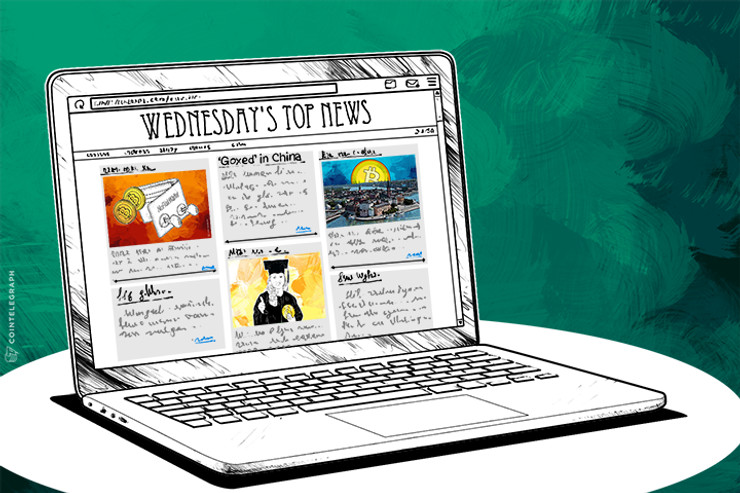 Mid-Week's Top News: Bitcoin Giveaway, 'Risk Free' Wallet, Venture Capital and More