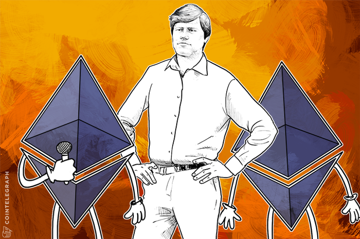 Nick Szabo Confirmed as Keynote Speaker at Ethereum Conference