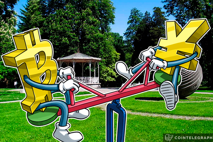 No Direct Correlation Between Chinese Yuan & Bitcoin Price, Here's Why