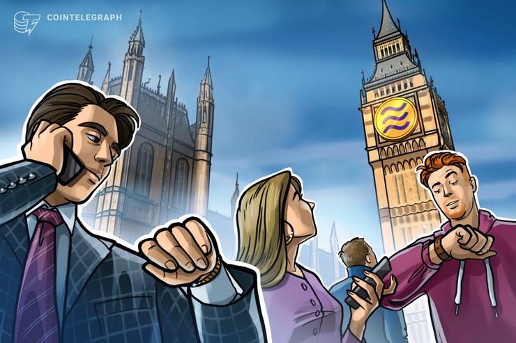 Gobernador del banco de Inglaterra habla de Libra como solución a los problemas financieros
