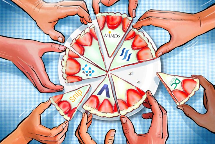 Blockchain empodera mudança na descentralização da mídia