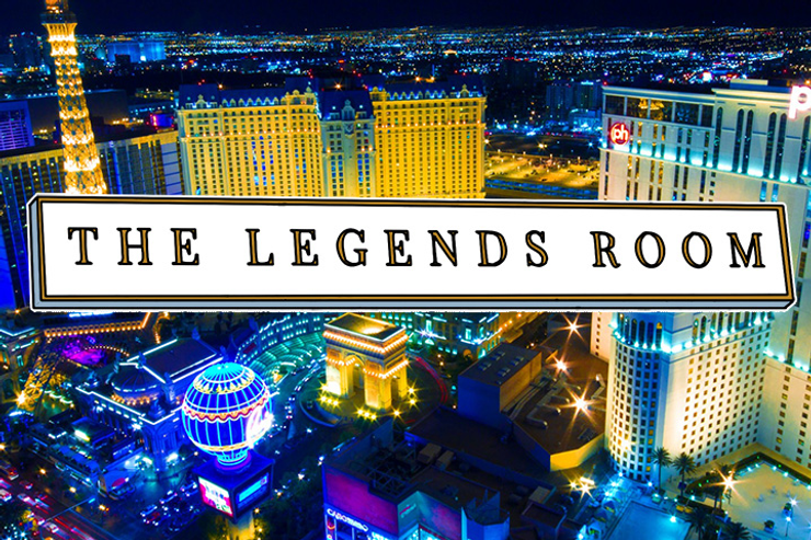 Inside the Legends Room Crypto Takeover of Las Vegas