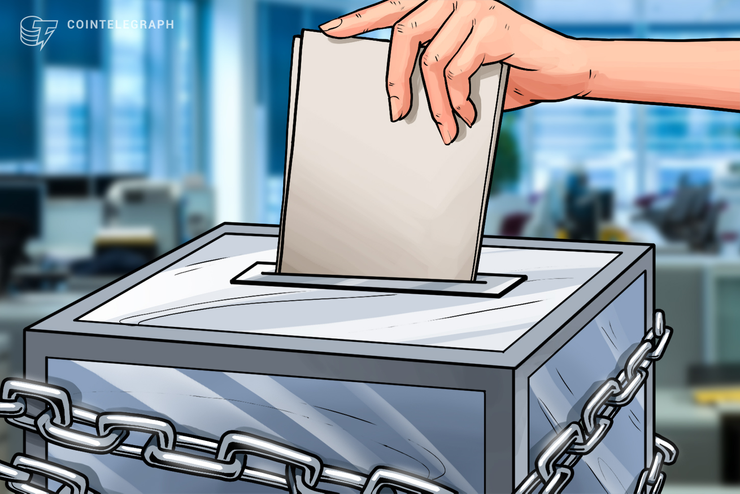 Pioneros de votaciones electorales Blockchain de Estados Unidos con prueba móvil de Virginia Occidental