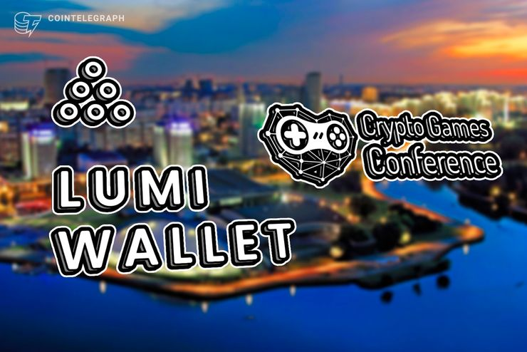 Win One Promo Package from Crypto Games Conference and Lumi Wallet
