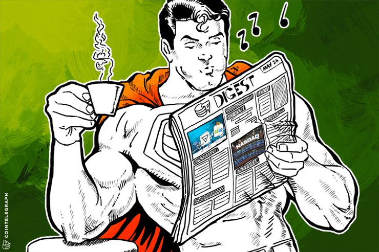 MAY 26 DIGEST: Adult FriendFinder Data Selling for 70 BTC, 1959 IBM Mainframe Can Mine Bitcoin