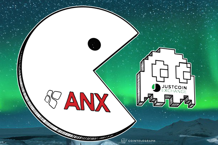 ANX Acquires Justcoin, Incorporates Platform within a Week