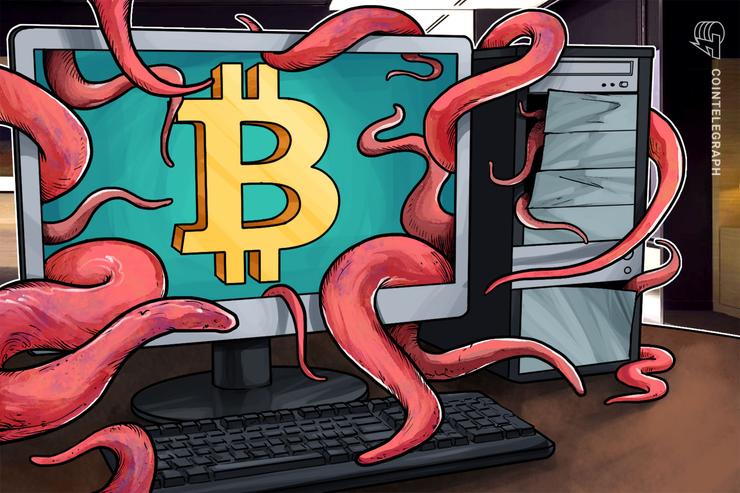 Vírus ransomware, 'Ryuk,' que pede Bitcoin como resgate, foi encontrado e estudado na China