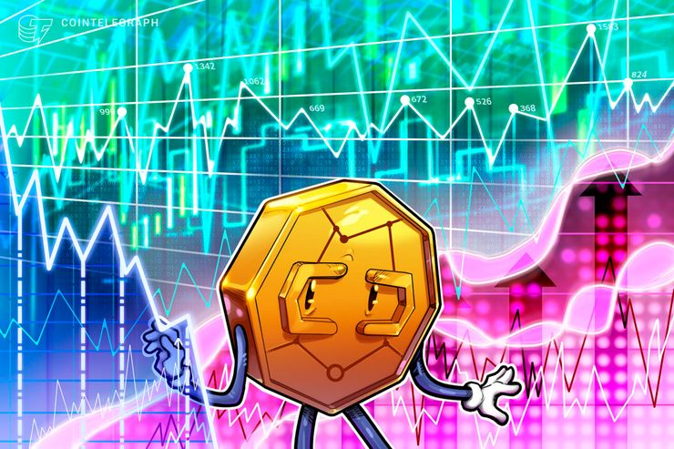 Top-Kryptowährungen liegen knapp im grünen Bereich, Bitcoin nahe 4.000 US-Dollar