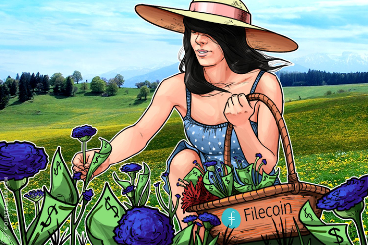 ICO Funds Pass VC Funding, Filecoin Adds More