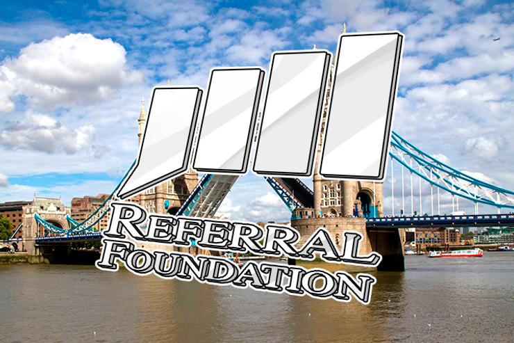 Referral Foundation Brings Blockchain Technology to Referral Marketing Industry