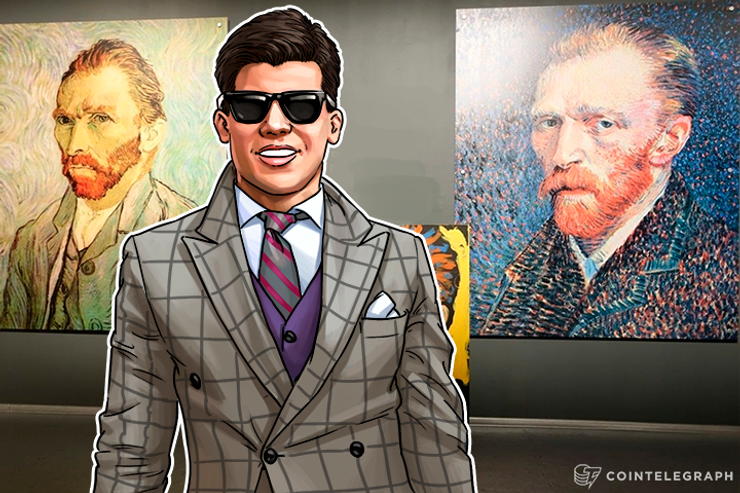 Blockchain-Based ArtChain Looks to Clean up Murky Business of Buying and Selling Art
