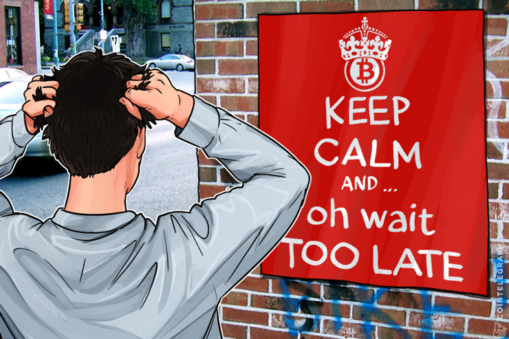 Waiting For a Dip: Should You Buy Bitcoin Now?