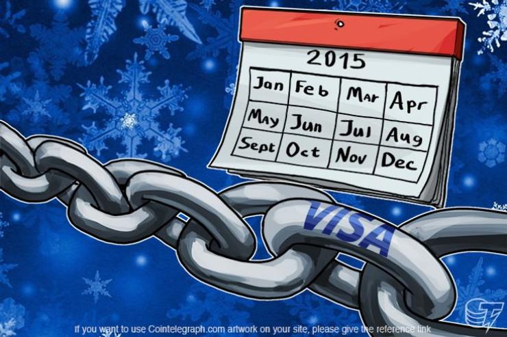 VISA: 2015-a godina je pretvorila Blockchain u nešto što će svi morati da prihvate