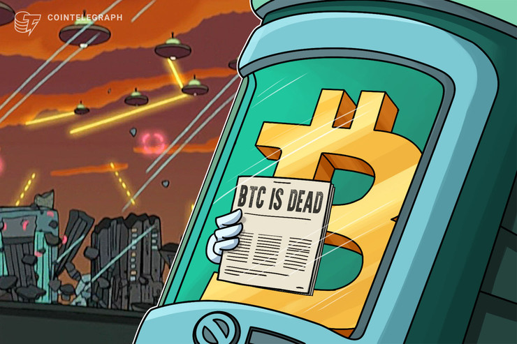 Bitcoin Outlives First Website That Declared it Dead Back in 2010