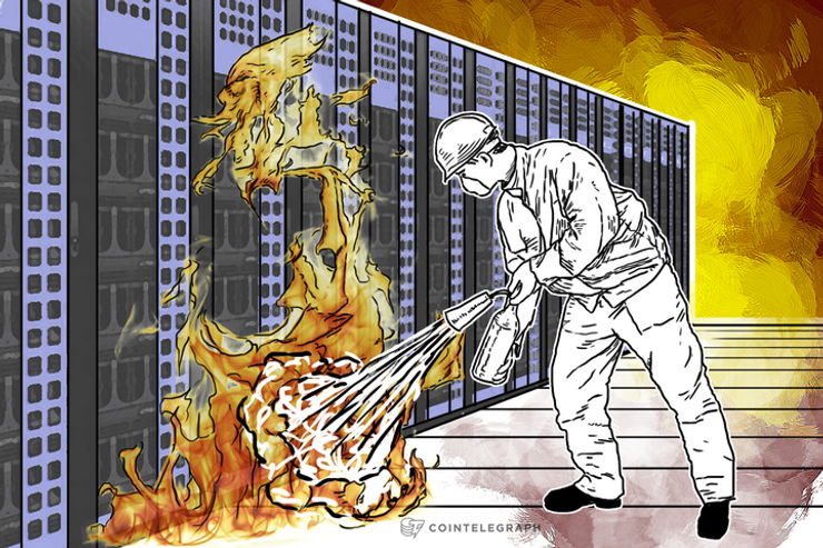 Proof-of-Burn: Bitcoin Mining Company in Thailand Destroyed by Fire
