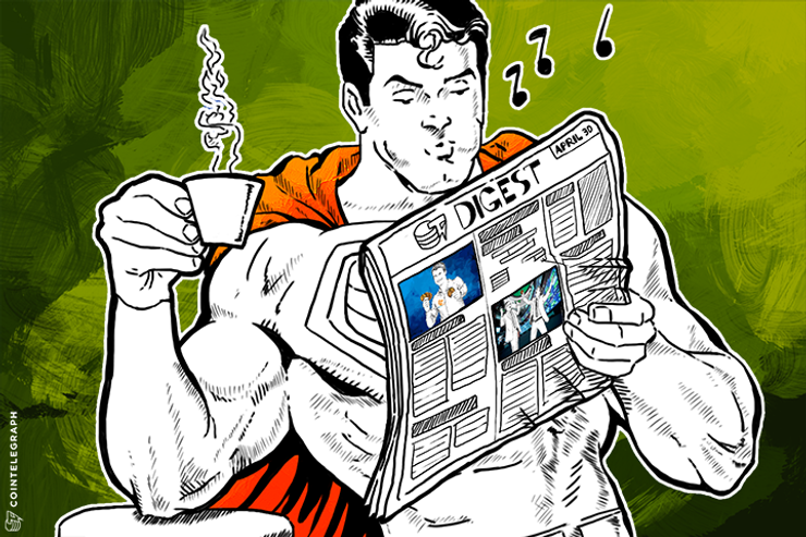 APR 30 DIGEST: Goldman Sachs Joins US$50m Investment Round in Circle, Fidor to Open in UK