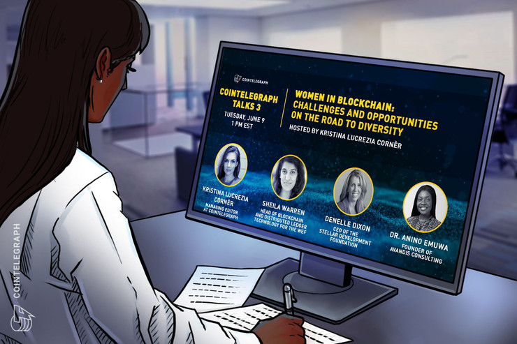 Cointelegraph Talks to Dive Deep Into Inclusion and Diversity in Crypto