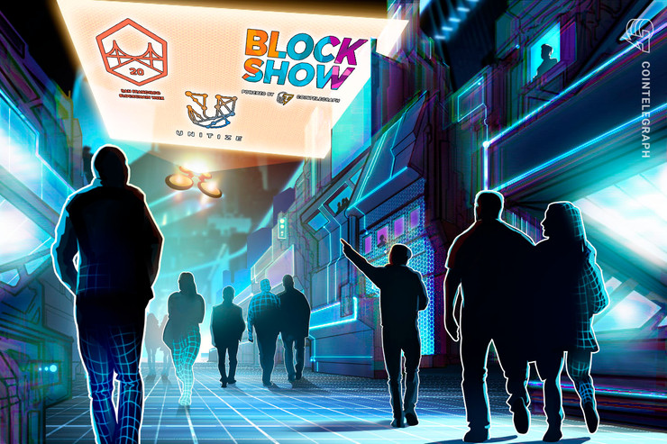 BlockShow Going Online to Celebrate 'Lost Months of 2020'
