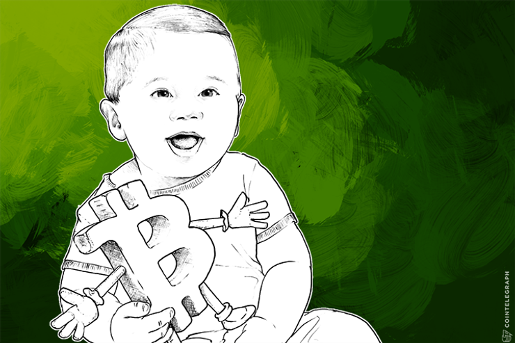 Baby Neo is Bitcoin's First 'Undocumented Human'