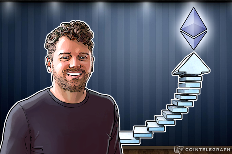 Ethereum Market Cap Moved by Greed, Reason and Escape from Bitcoin
