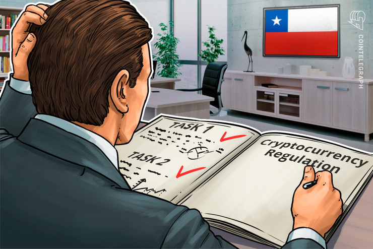 cointelegraph.com - Adrian Zmudzinski - Chilean Government Introduces New Cryptocurrency and Fintech Regulation Bill to Congress